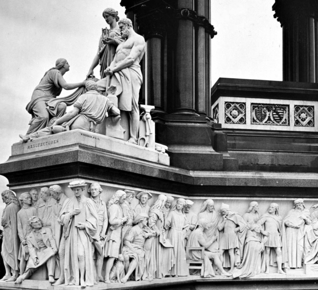 Albert Memorial - Manufactures - H Weekes