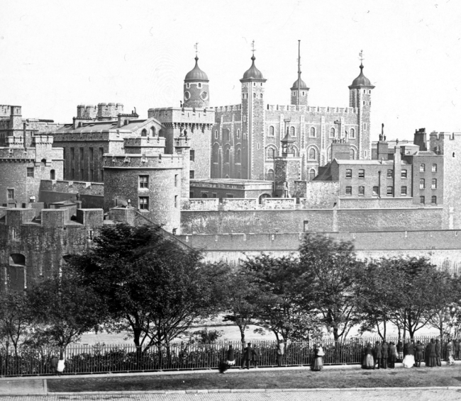 The Tower of London. London.